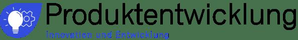 Produktentwicklung Logo