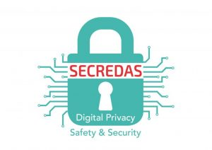 Logo für SECREDAS